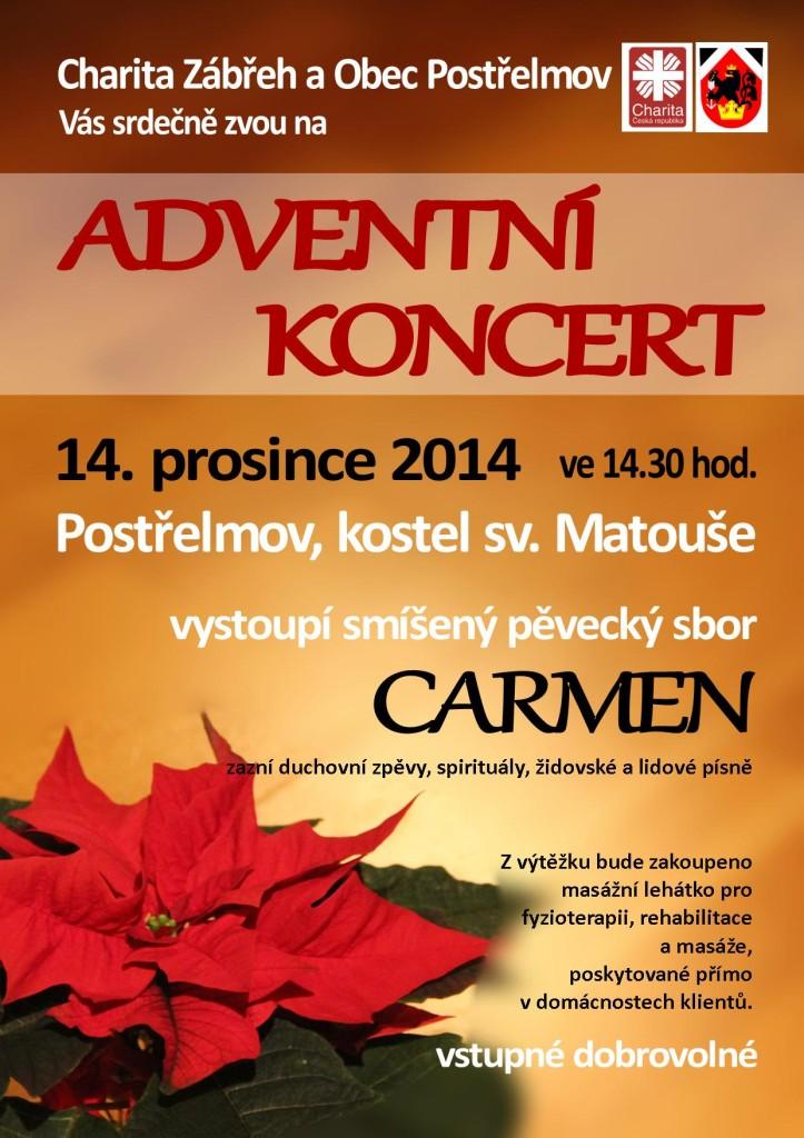Adventní koncert pro Charitu